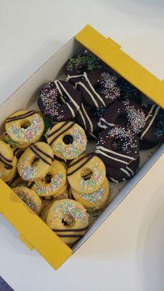 Donut coolies