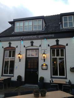 De Deugniet, Pannenkoek en Speelboerderij, Borger, Drenthe.