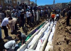 Syria: Houla Massacre Creates International Outcry