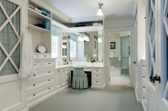 KBK Interior Design Portfolio - traditional - closet - newark - Kingsley Belcher Knauss, ASID