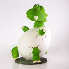 Monas 2015. El pequeño Dino es una de las novedades de este año en la Pastelería Hofmann.