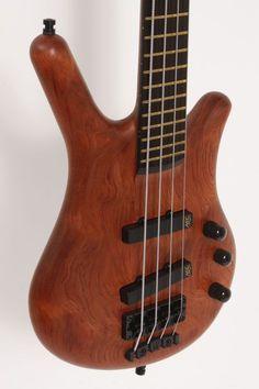 My dream bass, the Warwick Thumb NT bass guitar.