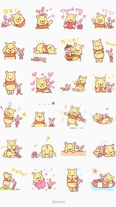 31 Trendy Wallpaper Iphone Disney Winnie The Pooh Mickey Mouse Winnie The Pooh Drawing, Cute Winnie The Pooh, Disney Doodles, Disney Phone Wallpaper, Wallpaper Iphone Cute, Trendy Wallpaper, Cute Disney Drawings, Cute Drawings, Kawaii Disney