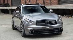 """Infiniti body kit by AHG Sports // This time the """"object of desire"""" is a SUV series Infiniti. The turbo-diesel with three liters of engine . 2015 Infiniti, Nissan Infiniti, Car Images, Top Cars, Motor Car, Jaguar, Hd Wallpaper, Jeep, Automobile"""