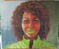 Glozell Green. She's awesome, and makes the funniest videos ever. Go watch some of her vids.