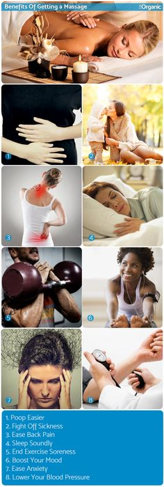Listorganic.com Benefits Of Getting a Massage
