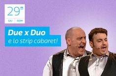 I Due x Duo tornano a Magic World!