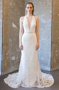 5517bc9411 legends romona keveza spring 2018 bridal sleeveless deep v neck lace sheath  wedding dress mv elegant romantic long train -- Legends Romona Keveza  Spring ...