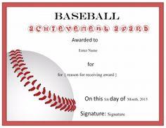 free printable softball certificates softball awards softball