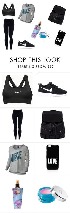 """""""Untitled #99"""" by electraz on Polyvore featuring NIKE, Givenchy and Victoria's Secret"""