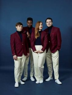 """NEWS: The electro-pop band, Metronomy, have announced the """"Love Letter to America Tour"""" for May and June. You can check out the dates and details at http://digtb.us/metronomytour"""
