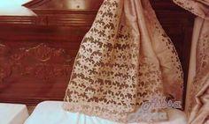 Raw silk saree with cutwork Cutwork Saree, Raw Silk Saree, Work Sarees, Cut Work, Saree Blouse, Indian Wear, Wardrobes, Hand Embroidery, Stitches