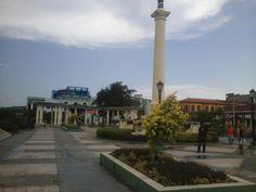 Cespedes Park, Santiago de Cuba, Cuba