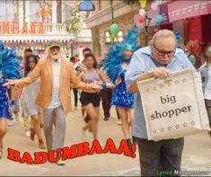 Badumbaaa Song Lyrics | 102 NotOut | Amitabh Bachchan #Badumbaaa #102NotOut #AmitabhBachchan #RishiKapoor #AmitabhBhattacharya #lyrics