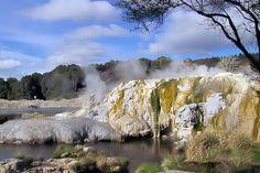 Roturua - Nieuw Zeeland