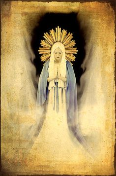 the Virgin Mary Grati Palena by cinema photography