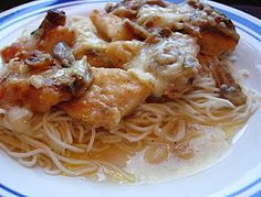 Chicken Lombardy...one of our favorites!
