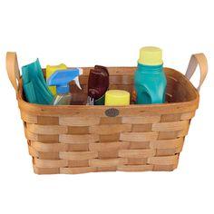 Peterboro Laundry Room Tote - Peterboro Basket Company