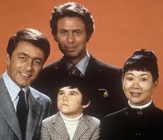 The Courtship of Eddie's Father was a  TV sitcom based on the 1963 movie of the same name, and on the book written by Mark Toby.  It tells the story of widower Tom Corbett (Bill Bixby) a magazine publisher and his son, Eddie (Brandon Cruz), who believes his father should remarry and manipulates situations surrounding the women his father is interested in.  The series debuted on Sep 17 1969 and was last broadcast on Mar 1 1972  Bixby received an Emmy nomination for the show.