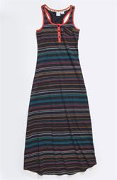 Roxy Stripe Maxi Dress (Big Girls) for JAYDEE