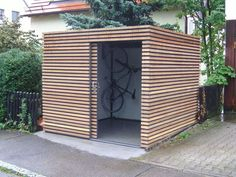 Image result for cube shed