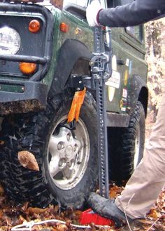 Overland Journal: Jack of all Trades - Training - ExPo: Adventure and Overland Travel Enthusiasts
