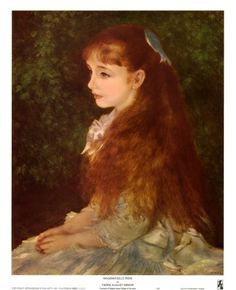 Renoir- MY MOTHER HAD A COPY OF THIS IN OUR HOME AT ALL TIMES. I WONDER WHAT HAPPENED TO IT?