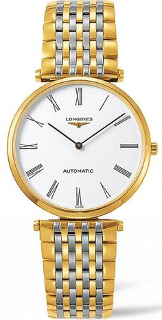 @longineswatches La Grande Classique de Longines #add-content #bezel-fixed #bracelet-strap-gold  #case-material-yellow-gold #case-width-36mm #delivery-timescale-1-2-weeks #dial-colour-white #gender-ladies #l49082117 #luxury #movement-automatic #new-product-yes #official-stockist-for-longines-watches #packaging-longines-watch-packaging #style-dress #subcat-la-grande-classique-de-longines #supplier-model-no-l4-908-2-11-7 #warranty-longines-official-2-year-guarantee #water-resistan...