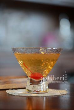 Pear Flair with sake, dry vermouth, pear brandy and triple sec ...