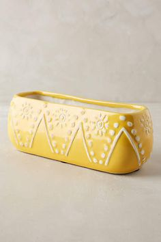 Leta Garden Pot - anthropologie.com