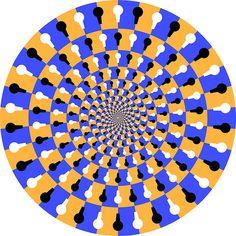 illusory motion
