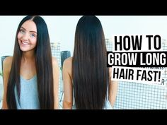 How I Grew My Hair Long & Thick NATURALLY in A Month   Lavish Krish - YouTube