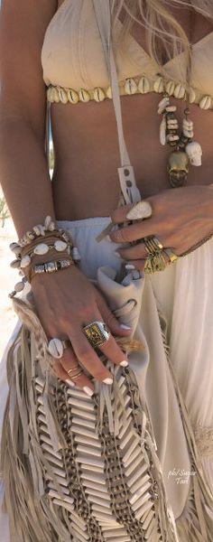 •≫∙∙☮ Bohème BABE ☮∙∙≪• ❤️ Babz ✿ιиѕριяαтισи❀ #abbigliamento