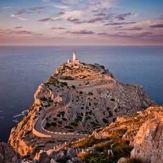 Majorca or Mallorca (Catalan: Mallorca [məˈʎɔɾkə, məˈʎɔɾcə]; Spanish: Mallorca [maˈʎorka])[1] is an island located in the Mediterranean Sea, one of the Balearic Islands.