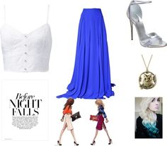 """""""owls night"""" by i-love-vo on Polyvore"""