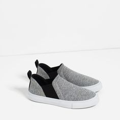 STRETCH SNEAKERS-View all-SHOES-WOMAN | ZARA United States