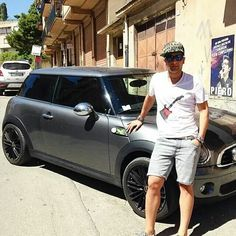 "Via Piero Barone Il Volo Offical on Facebook:  ""Bye bye to my MINI.. New CAR is coming "" 7/10/14"