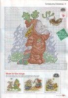 Gallery.ru / Фото #63 - Cute Cross Stitch №3 Christmas 2013 - WhiteAngel