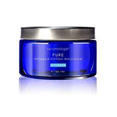 serumtologie® PURE Whipped Chiffon Daily Facial Moisturizer Cream. New Formula! Huge 4 OZ Jar., http://www.amazon.com/dp/B00QQIMZJO/ref=cm_sw_r_pi_awdm_YZodvb0N16FRY