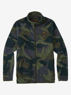 5ad63298e9 Burton Ember Full-Zip Fleece