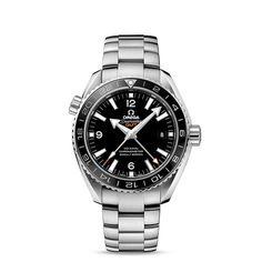 Seamaster Planet Ocean 600 M Omega Co-axial GMT 43.5 mm - ref. 232.30.44.22.01.001