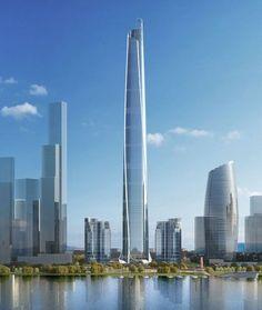 Wuhan CTF Finance Center - The Skyscraper Center