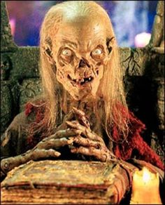 tales from the crypt keeper.