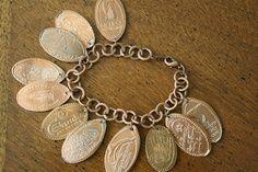 squish pennies
