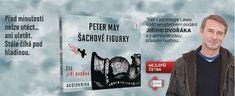 Peter May – Šachové figurky (recenze audioknihy)
