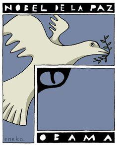 Nobel de la paz. Obama