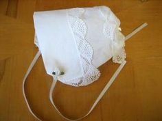 Hankie Bonnets for Baby