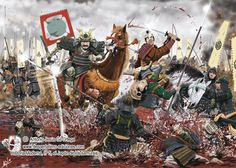 The Battle of Anegawa by Stephen Turnbull (University of Leeds) Oda Nobunaga is one of the greatest generals samurai Japan has ever produced. His most famous victory is Nagashino (1575), where he demonstrated his rivals expertise in the use of firearms on a large scale, but five years ago achieved an equally important victory against the combined forces of the Asai and Asakura family, got in the shallow waters of the river from which it takes its name, the Anegawa.