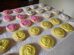 Cheryl cookies recipes icing
