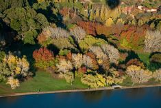 Grab a light jacket, a water bottle and lace up your walking shoes to make the most of Canberra's cooler weather and golden light. Autumn Walks, Light Jacket, Walking Shoes, Golf Courses, Water Bottle, River, Fall, Places, Outdoor
